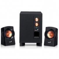Genius SW-2.1 360 Powerful 3-Piece Speaker