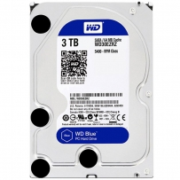 Western Digital Blue WD30EZRZ Internal Hard Drive - 3TB
