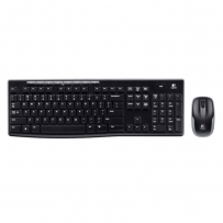 Logitech Wireless Combo MK270 Keyboard and Mouse