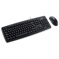 Genius KB C100 USB Keyboard and Mouse