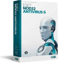 Eset NOD32 Antivirus V.6 - 1 User