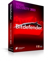 Bitdefender Total Security 2013 - 1 User