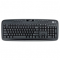 Genius KB-220e Multimedia Keyboard